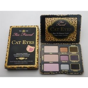 TOO FACED CAT EYE SHADOW AND  LINER COLLECTION